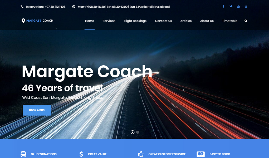 Margate Coach
